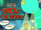 Adventure Time Break The Worm