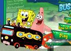 Spongebob Atlantis Squarepantis Bus Rush