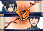 Naruto Chunin Showdown Tetris