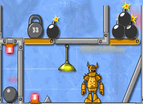 Crash The Robot Explosive