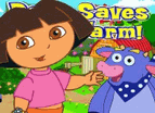 Dora Savers The Farm