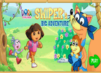 Dora Swiper Big Adventure