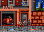 Double Dragon Sega Good