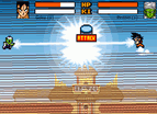 Dragon Ball Z Devolution WSAD