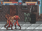 Final Fight One Chinese Gba