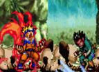 Naruto Vs Rock Lee
