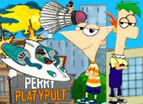 Phineas And Ferb Platypult