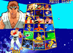 Retro Cps2 4021 Marvel Super Heroes Vs Street Fighter