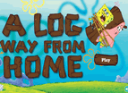 Spongebob A Log Way From Home