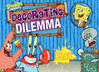 Spongebob Decorating Dilemma