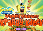 Spongebob krabby katch