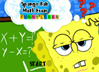 Spongebob Math Exam