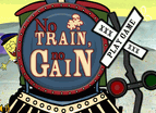 Spongebob No Train No Gain