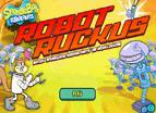Spongebob Robot Ruckus