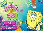 Spongebob Spring