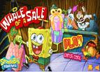 Spongebob Whale Sale