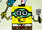Spongebob Dress Up 3