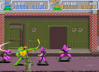 Teenage Mutant Ninja Turtles Snes