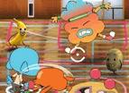 The Amazing World Of Gumball Gumball Dodge Ball